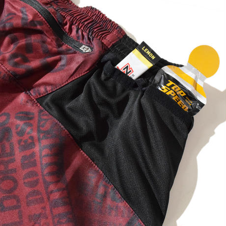 Euphoria Trail Pants(Burgundy)