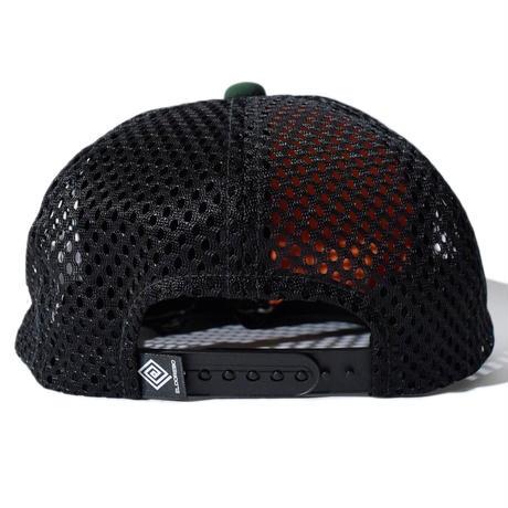 WowWow Cap(GRN/OR) E7006011