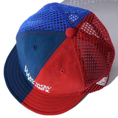 WowWow Cap(RED/BL) E7006011