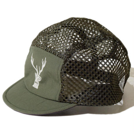 Deer Jet Cap(Green)