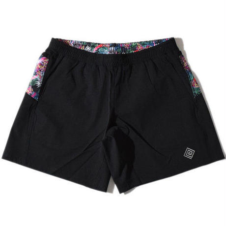 Fourway Buggy Shorts(Black)