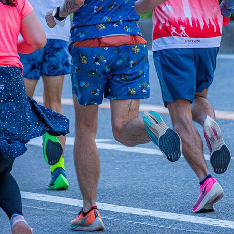 Pietri Shorts(Navy) E2104511