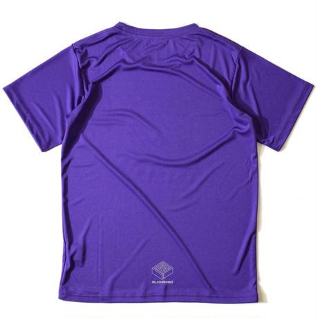 Invincible Tee(Purple) E1004810
