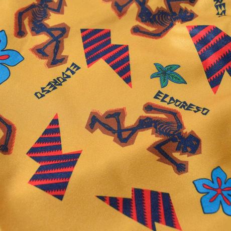 Pietri Shorts(Yellow) E2104511