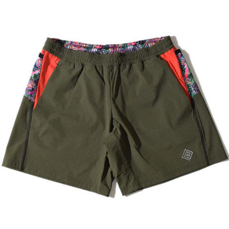 Fourway Buggy Shorts(Olive)