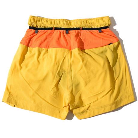 Wao Bikila Shorts(Yellow) E2104211