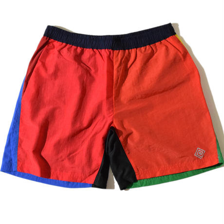 Vehicle Shorts(Red)