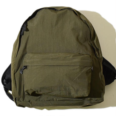 Wide Large Commute Run Ruck(Olive)