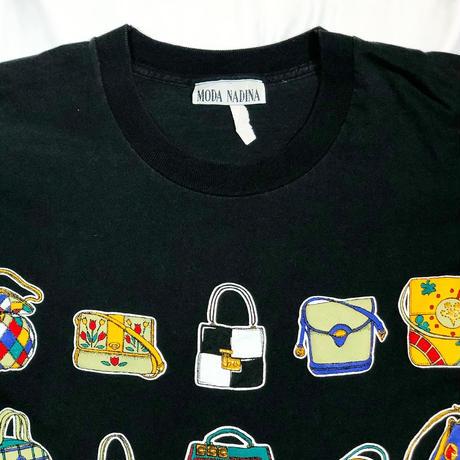 Vintage Bags print T-shirt