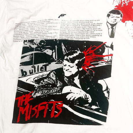 Vintage THE MISFITS T-shirt