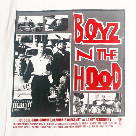 Vintage BOYZ IN THE HOOD T-shirt