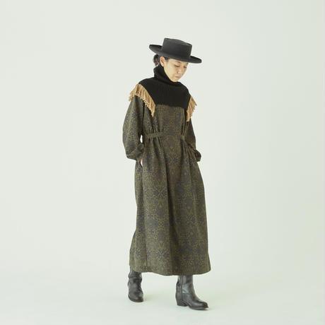 women's Luminous flower long dress