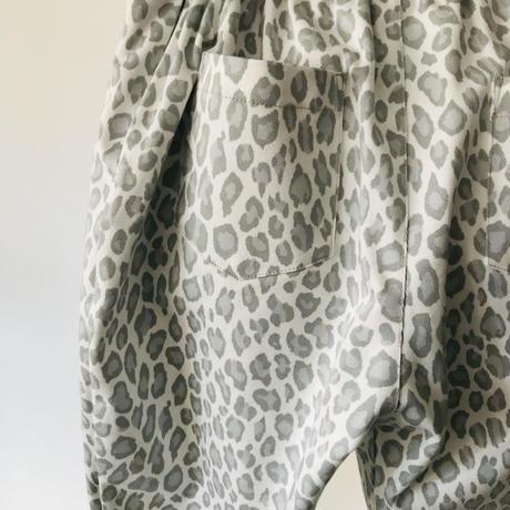 Snow leopard pants