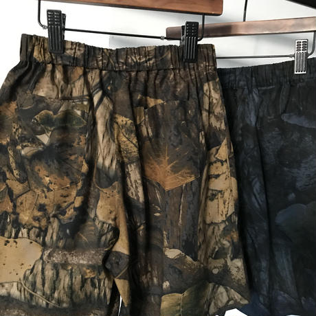 Real tree wide shorts