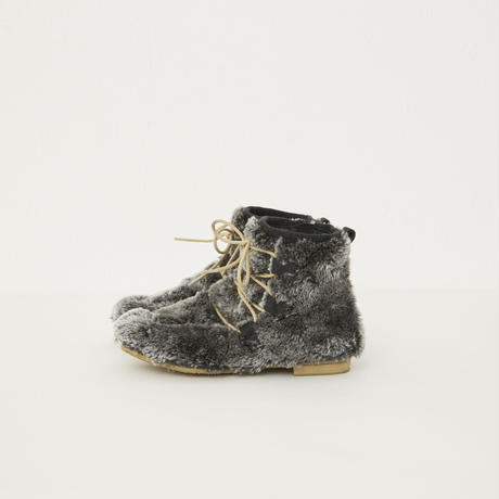 Fur boots by chamny SEAL FUR