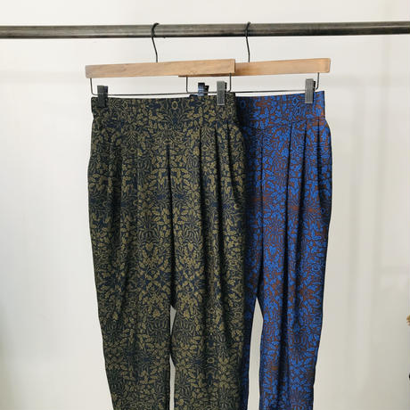 women's Luminous flower dress pants
