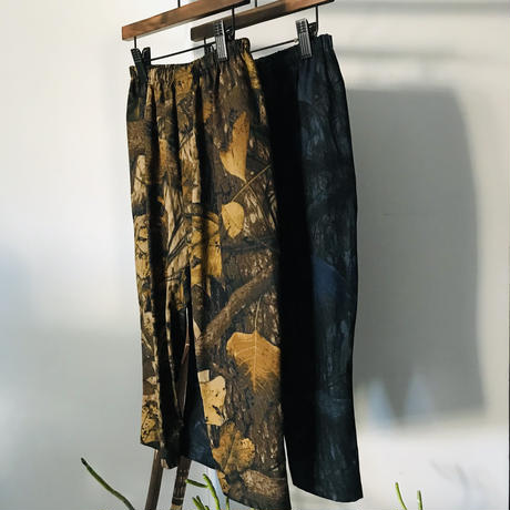Real tree pants