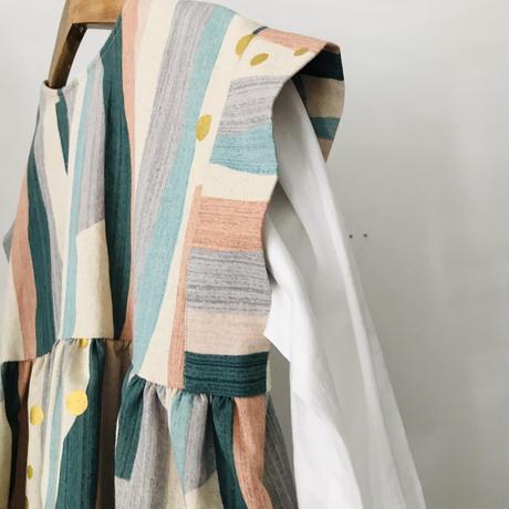 Crambon stripe dress
