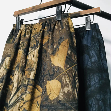 Real tree wide shorts size140.150