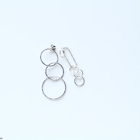 Rain sound earring / SV