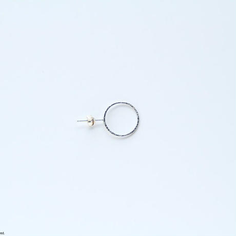 Ring earring , b / SV