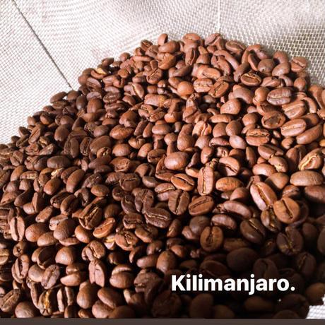 雪原のキリマンジャロ 100g