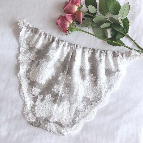 my Cinderella  back lace panty