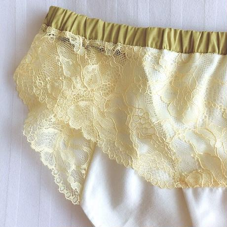 Golden amulet  hip hanger shorts