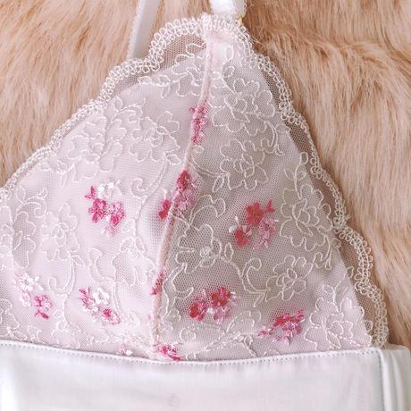 Petite bouquet bra