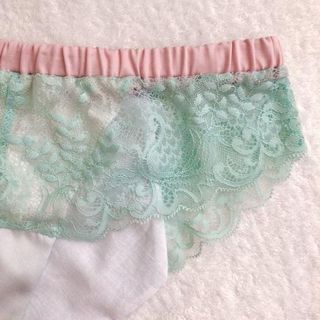 MARINE hip hanger shorts