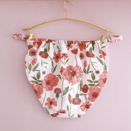 Perennial renewal pink cotton panty