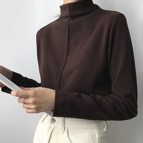ライン カジュアルTシャツ