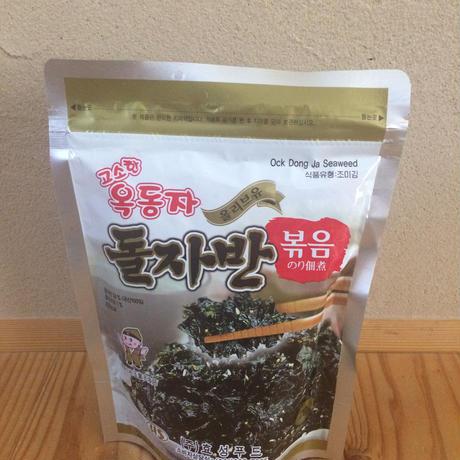 オリーブ油 韓国海苔 ザバンキム