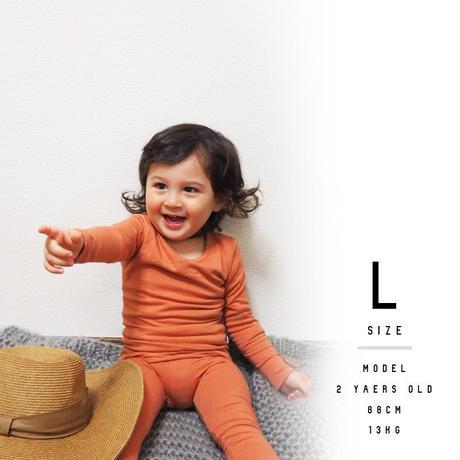 【L -XL size - separate】  -light standard -longTee & leggings set-