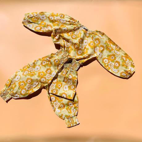 yellow flower set  // select item