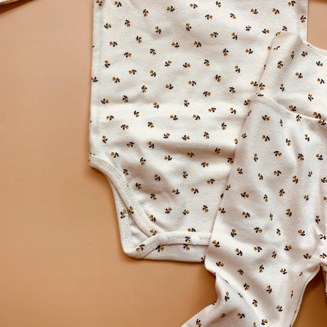 flower baby rompers  /  select item