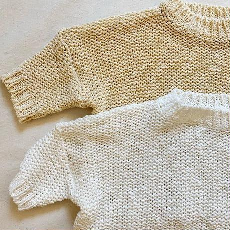 over size knit