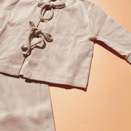 ribbon cardigan set // select item