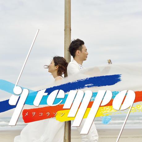 """CD """"a tempo"""" /メヲコラソン2016"""