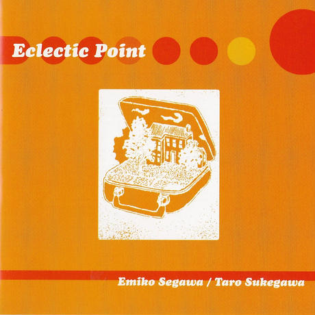 """CD"""" Eclectic Point"""" ニューヨーク録音"""