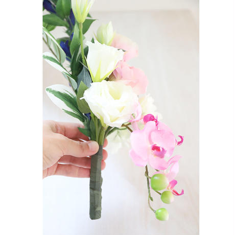 現代風仏花 花器に差し込むタイプ(花器なし)1個