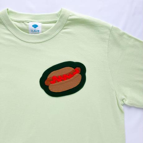 hot dog ロンT