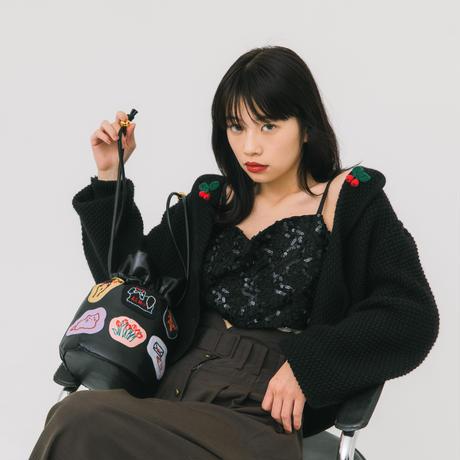 【受注商品】Good time きんちゃく バッグ(2WAY)