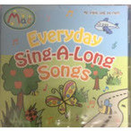 マック英会話アルファベット練習帳 LEVEL1&2 CDがセットになっております。