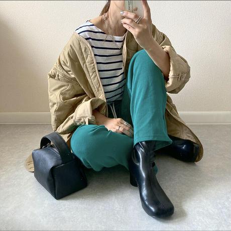 【R3SHO01】プランプトゥショートストレッチブーツ(2カラー)