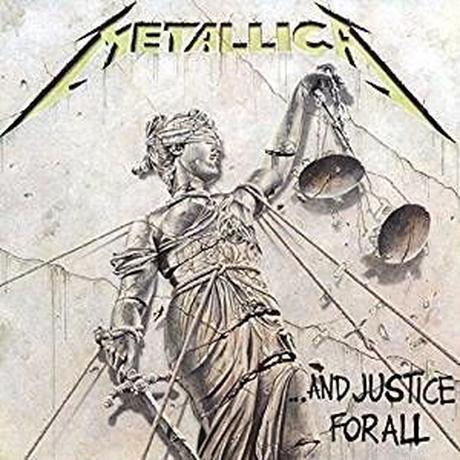 新品レコードMetallica メタリカ ...And Justice For All