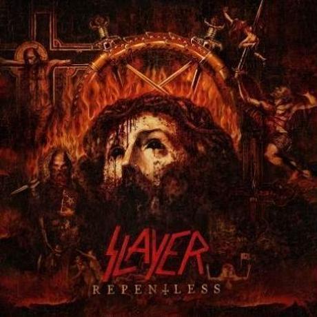 新品レコード Slayerスレイヤー RepentlessアナログLP 輸入盤