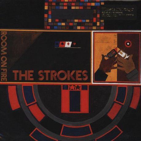 新品レコードThe Strokes ザ・ストロークス Room On Fire ルーム・オン・ファイア輸入盤アナログLP