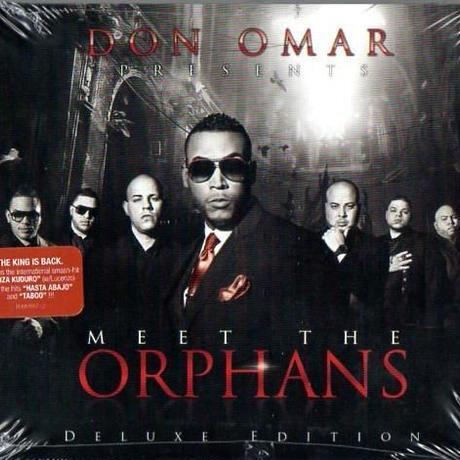 ドン・オマールDON OMAR他MEET THE ORPHANS輸入盤DVD付 ワイルドスピードへ出演