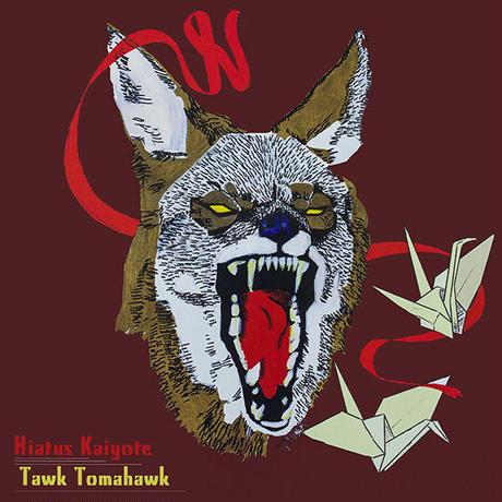 ハイエイタス・カイヨーテ Hiatus Kaiyote – Tawk Tomahawk アナログLPレコード輸入盤